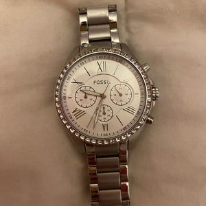 Fossil Izzy Stainless Steel Watch